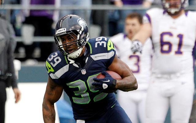 "Brandon Browner was an original member of the Seahakws' ""Legion of Boom."""