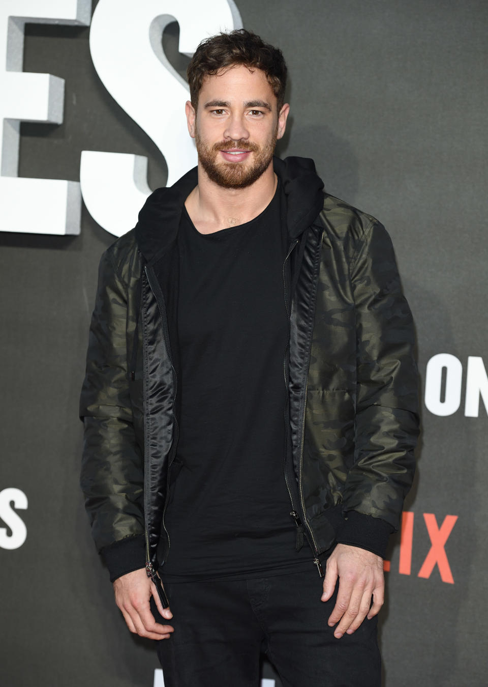 LONDON, ENGLAND - MARCH 15:  Danny Cipriani attends 'The Defiant Ones' special screening at the Ritzy Picturehouse on March 15, 2018 in London, United Kingdom.  (Photo by Karwai Tang/WireImage)