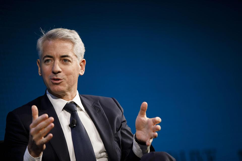 Bill Ackman Says He Held Early Talks to Take Airbnb, Stripe Public