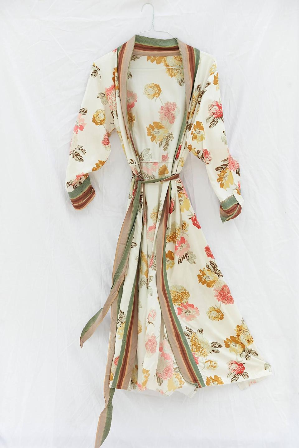 "<h3><a href=""https://www.urbanoutfitters.com/shop/mia-mixed-print-robe?"" rel=""nofollow noopener"" target=""_blank"" data-ylk=""slk:Mia Mixed Print Robe"" class=""link rapid-noclick-resp"">Mia Mixed Print Robe</a></h3><br><br><strong>Urban Outfitters</strong> Mia Mixed Print Robe, $, available at <a href=""https://go.skimresources.com/?id=30283X879131&url=https%3A%2F%2Fwww.urbanoutfitters.com%2Fshop%2Fmia-mixed-print-robe%3F"" rel=""nofollow noopener"" target=""_blank"" data-ylk=""slk:Urban Outfitters"" class=""link rapid-noclick-resp"">Urban Outfitters</a>"
