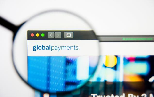 Global Payments Gains on Expanded Use of Electronic Payments