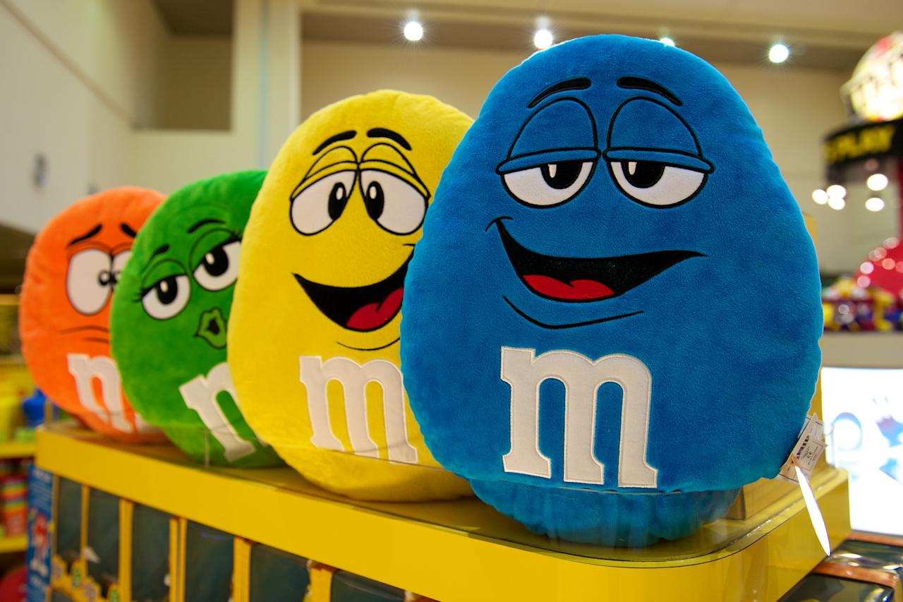 Sweet treats galore at Changis new M&Ms store 4