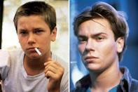 <p>Possibly the greatest young actor of all time – Phoenix ('Stand By Me', 'Running On Empty') became a byword for celebrity addiction, after collapsing and dying from a drug overdose outside the Viper Room in Hollywood. He was just 23.</p>