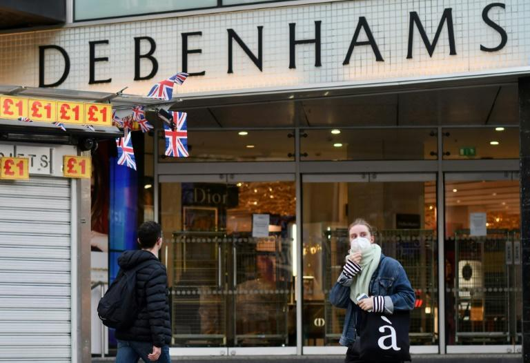 British department store chain Debenhams is the latest high-street staple to announce it will close down, a move set to cost around 12,000 jobs