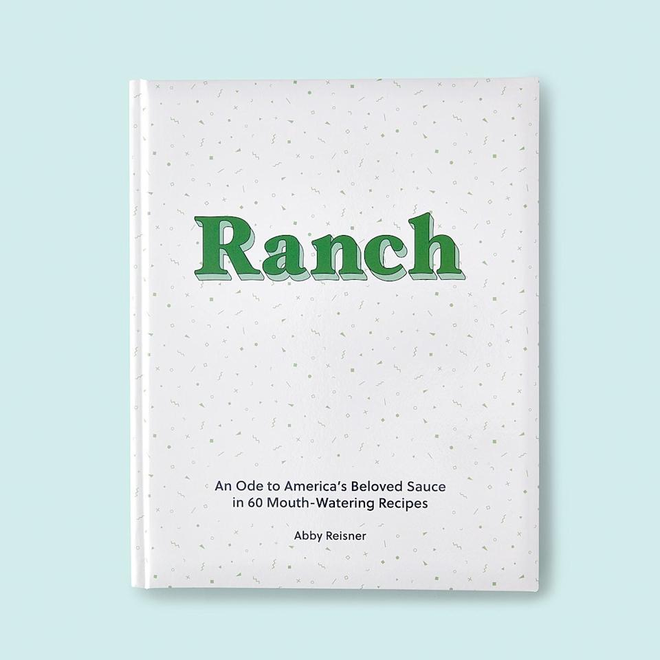 "<p>Spice up dinner time with a hilariously practical <a href=""https://www.popsugar.com/buy/Ranch-Cookbook-502683?p_name=Ranch%20Cookbook&retailer=uncommongoods.com&pid=502683&price=25&evar1=moms%3Aus&evar9=26086224&evar98=https%3A%2F%2Fwww.popsugar.com%2Fphoto-gallery%2F26086224%2Fimage%2F46771377%2FRanch-Cookbook&list1=holiday%2Cgift%20guide%2Cparenting%20gift%20guide%2Ckid%20shopping%2Choliday%20living%2Choliday%20for%20kids&prop13=api&pdata=1"" rel=""nofollow"" data-shoppable-link=""1"" target=""_blank"" class=""ga-track"" data-ga-category=""Related"" data-ga-label=""https://www.uncommongoods.com/product/ranch-cookbook"" data-ga-action=""In-Line Links"">Ranch Cookbook</a> ($25) that gives readers 60 recipes to use with their favorite condiment. </p>"