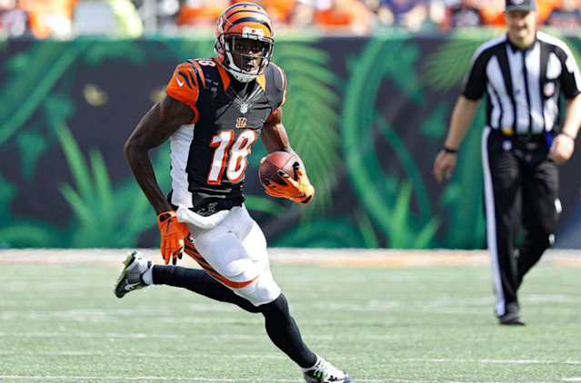 AJ Green is out for Week 16, and maybe the season (AP)
