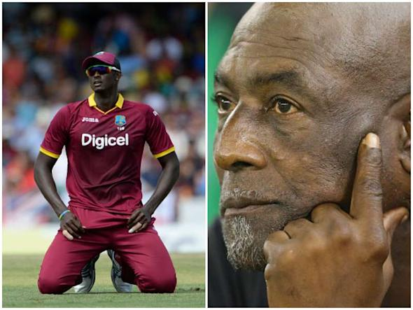 Jason Holder Viv Richards