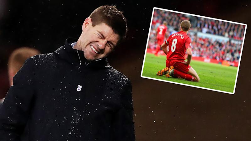 Gerrard: Liverpool Premier League title win would help me recover from Chelsea slip