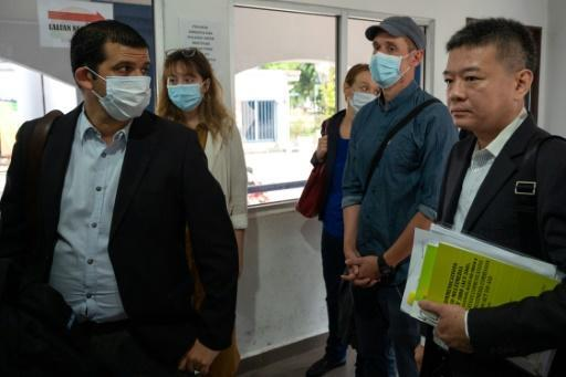 Al Jazeera journalists were questioned by Malaysian police last month over a documentary that angered the government