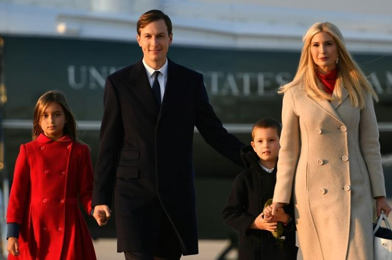 President Donald Trump is reportedly considering issuing a blanket pardon to son-in-law Jared Kusher and daughter Ivanka Trump -- and possibly even himself -- to fend off potential federal probes after he steps down on January 20
