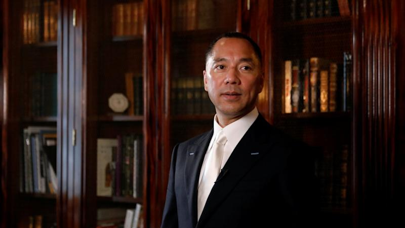 Fugitive Chinese tycoon Guo Wengui 'has US$1.1 billion of assets frozen by Hong Kong court'