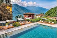 """<p><strong>Why did this hotel catch your attention? What's the vibe?</strong> There are many grand hotels in Europe, but none quite so grand as the one and only Grand Hotel Tremezzo. A monolith of Italian hospitality, it stands proudly on the shores of Lake Como where the Grigne mountains tumble into azure waters.</p> <p><strong>What's the backstory?</strong> Opened in 1910 for Belle Epoque society elites, the hotel has—since its beginning—set new standards for luxury hospitality. Today, it is still a family-run business. It's hard to make a list of Europe's most famous hotels without mentioning this one.</p> <p><strong>Tell us all about the accommodations. Any tips on what to book?</strong> First of all, each and every one of the 90 rooms has ravishing views. Second, it's worth mentioning that the hotel closes each winter for renovations—so despite being more than 110 years old, it still feels impeccably fresh. The hotel has a signature """"Dream Sleep"""" combination for its beds, consisting of luxurious birch fiber weave silk linens, a pillowy mattress, and a feather mattress topper. So the bedrooms here are more than just good views and expensive linens—you can really count on some fantastic sleep while you're here, too.</p> <p><strong>Is there a charge for Wi-Fi?</strong> Free Wi-fi, even down by the outdoor WOW (Water-on-Water) Pool so you can post a bomb Instagram.</p> <p><strong>Drinking and dining—what are we looking at?</strong> This is Italian cuisine at its finest. There are a number of food and beverage spots on property but the most quintessential is La Terrazza, a fine dining restaurant established by renowned chef Gualtiero Marchesi. Handmade pastas, shaved truffles by the pound, salmon with rhubarb, and duck with candied lemon... everything on the menu is unforgettable. And at the end of the night, it's all roads lead to TBar for an enchanting digestivo under the stars on the hotel's iconic terrace.</p> <p><strong>What type of travelers will you find here"""