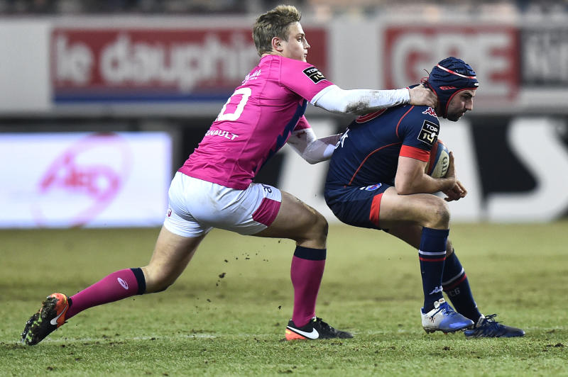 Rugby Union - Toulon held to last-gasp draw by troubled Grenoble