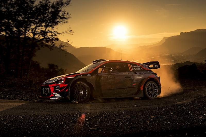 Neuville to donate to local charities at every round