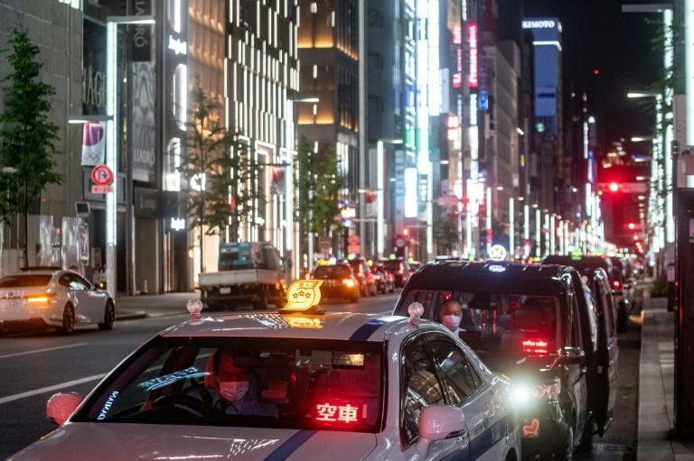 A new virus state of emergency began in Tokyo on Monday