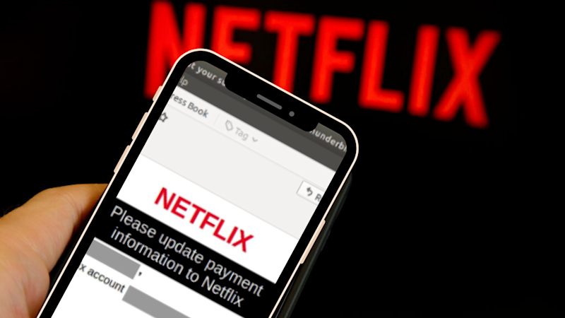 Netflix embroiled in new scam. Source: Getty/MailGuard
