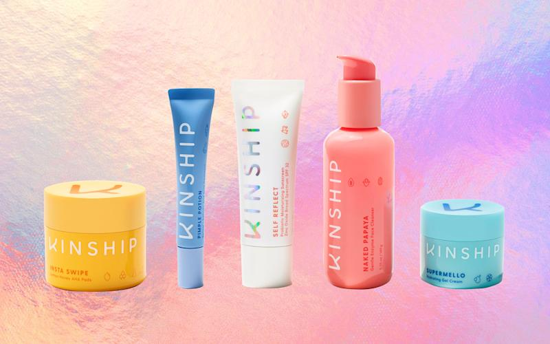 Kinship, a New, Sustainable, Skin-Care Brand, Wants to Save Your Skin Barrier — and the Planet