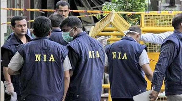 nia search, nia tamil nadu search, tamil nadu terror groups, tamil nadu nia, indian express news