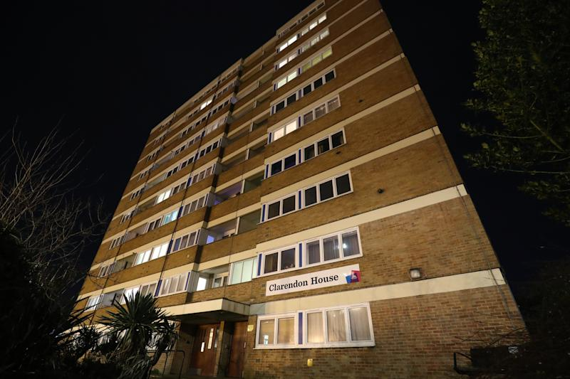 <strong>Clarendon House in Clarendon Road in Hove, East Sussex.</strong> (Photo: PA Wire/PA Images)