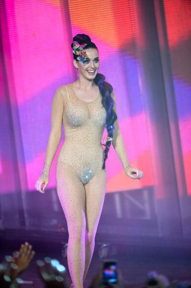 Katy Perry Nude Bodysuit