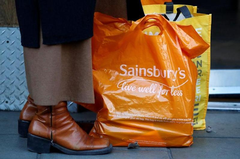 Sainsbury's was named the cheapest supermarket in the UK for 2019: AFP via Getty Images