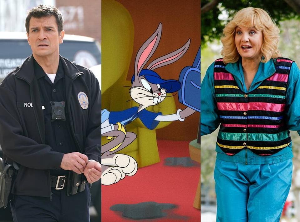 Comic-Con 2020, Rookie, Looney Tunes, The Goldbergs
