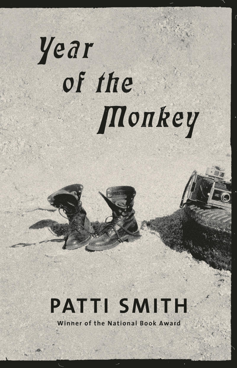 Book Review - Year of the Monkey