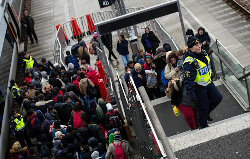 Sweden has taken in more unaccompanied child asylum seekers than any other country in Europe