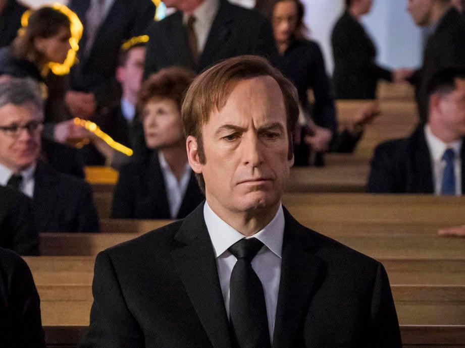 Bob Odenkirk in 'Better Call Saul'Nicole Wilder/AMC/Sony Pictures Television