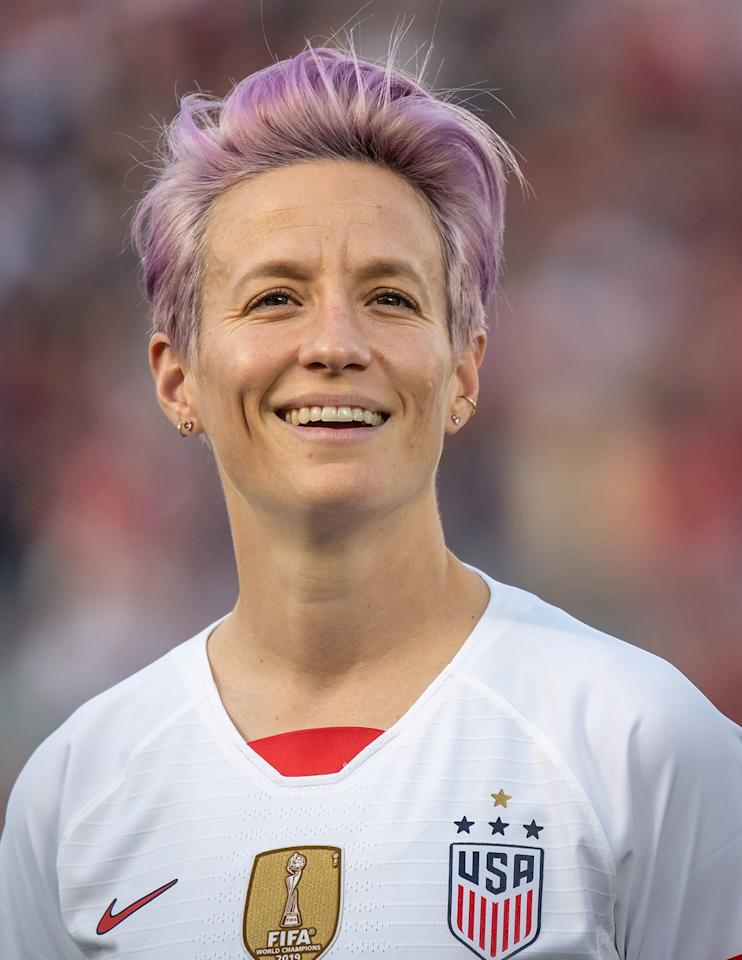 "<p>From soccer star Megan Rapinoe's cotton candy pixie to Taylor Swift's fuchsia dip-dye, pastel pink shades are trending for fall. ""These colors continue to trend because they're fun shades to experiment with,"" says Leal. If you're unsure of what color to try, she suggests rose gold, a versatile tone that looks great on just about every skin tone.</p>"