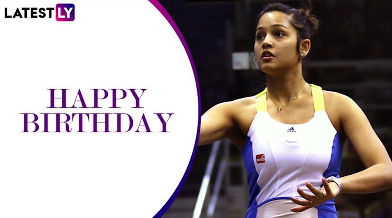 Happy Birthday Dipika Pallikal! Celebrating Incredible Achievements of Star Indian Squash Player on Her 28th Birthday