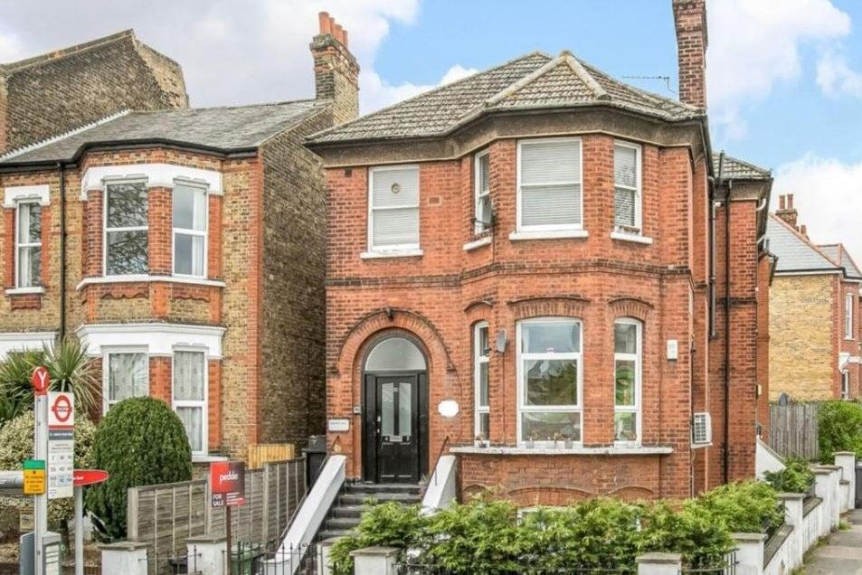 £425,000: a 5% deposit is just over £21k. Approx. salary needed is £90,000. This three-bedroom flat in West Norwood is for sale through Pedder