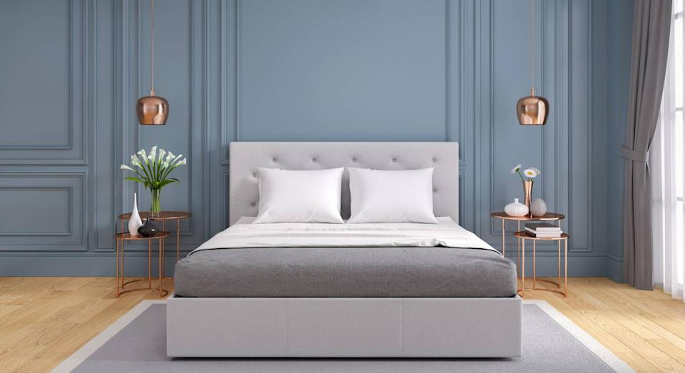 Get 25% off a top-rated Simba mattress for a limited time only. (Getty Images)