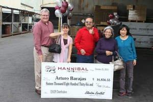 Hannibal Industries Stock More Than Doubles Since ESOP's Formation