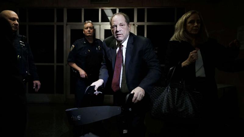 Harvey Weinstein found guilty on 2 counts in sexual assault case