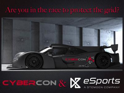 This virtual reality experience will put 2019 CyberCon Power & Utilities Cybersecurity Conference attendees in the driver's seat of the 'Race to Protect the Grid' campaign, created by CyberCon and D3eSports.