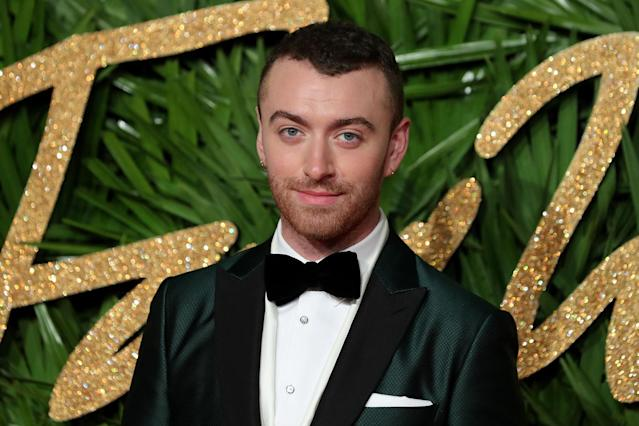 Sam Smith (Photo: Getty Images)