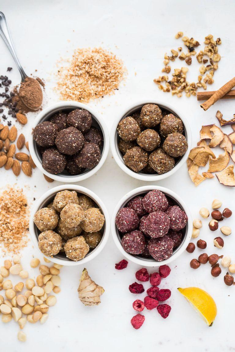 """<p>You'll want to keep a container of these healthy bites on hand at all times. Pack them up for long car rides, after-school treats, or whenever you need something sweet. </p><p><a href=""""https://www.thepioneerwoman.com/food-cooking/recipes/a91661/how-to-make-fruit-nut-energy-bites/"""" rel=""""nofollow noopener"""" target=""""_blank"""" data-ylk=""""slk:Get the recipe."""" class=""""link rapid-noclick-resp""""><strong>Get the recipe. </strong></a></p><p><a class=""""link rapid-noclick-resp"""" href=""""https://go.redirectingat.com?id=74968X1596630&url=https%3A%2F%2Fwww.walmart.com%2Fsearch%2F%3Fquery%3Dpioneer%2Bwoman%2Btupperware&sref=https%3A%2F%2Fwww.thepioneerwoman.com%2Ffood-cooking%2Fmeals-menus%2Fg37115017%2Fhealthy-cookie-recipes%2F"""" rel=""""nofollow noopener"""" target=""""_blank"""" data-ylk=""""slk:SHOP TUPPERWARE"""">SHOP TUPPERWARE</a></p>"""
