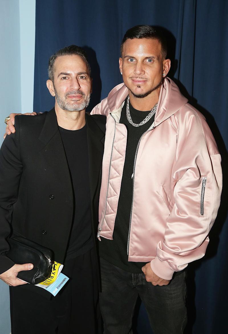Marc Jacobs's hot candlemaker fiancé Char Defrancesco introduced himself to the world in April of 2018, when he proposed to the designer with the help of a flash mob in a Chipotle.