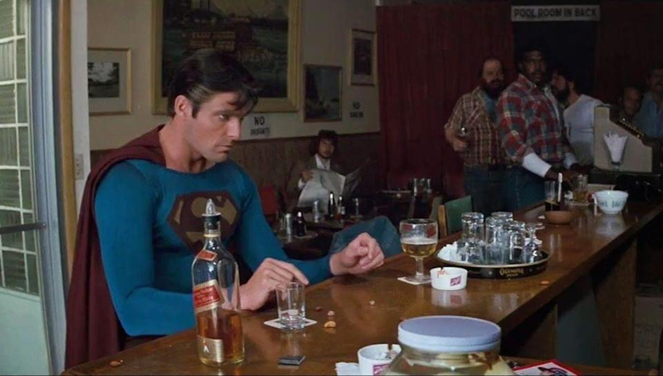 <p> <strong>Comic origin:</strong>&#xA0;N/A&#xA0; </p> <p> <strong>Played by&#xA0;</strong>Christopher&#xA0;Reeves </p> <p> Reeve Richard Pryor&#x2019;s Gus Gorman is no Lex Luthor, but he bags a place in supervillain history for his part in turning Superman to the dark side &#x2013; instead of weakening the Man of Steel, the artificial kryptonite he formulates removes that famous moral centre. To be honest, Bad Supes isn&#x2019;t all that despicable (he drinks, his clothes are dirty and he&#x2019;s a bit of a womaniser), but it&#x2019;s worth it for his famous (probably metaphorical) scrapyard showdown with Clark Kent.&#xA0; </p> <p> <strong>Most Dastardly Moment</strong>: A toss-up between blowing out the Olympic torch and straightening the Leaning Tower of Pisa.&#xA0; </p> <p> <strong>Killer One-Liner</strong>: &#x201C;I hope you don&#x2019;t expect me to save you, because I don&#x2019;t do that any more.&#x201D; </p>