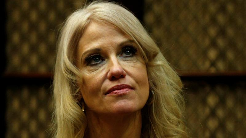 Kellyanne Conway Says Debating Gun Control Now 'Disrespects The Dead'