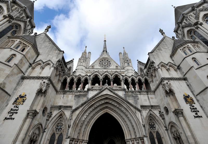 The allegations have been made in the UK's High Court. Photo: PA