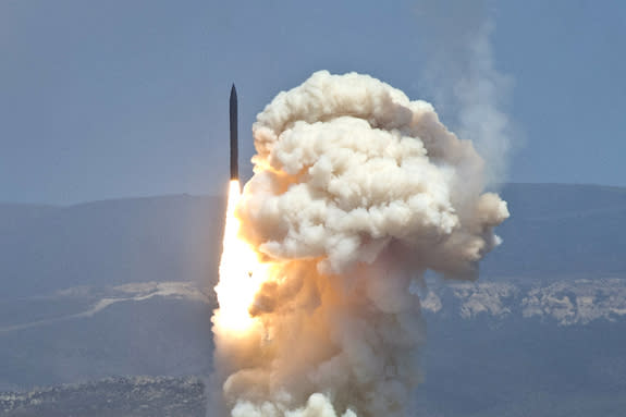 US Missile Defense System Finally Meets With Success