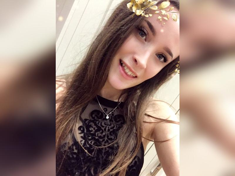 Tributes on social media have described her as a 'beautiful' and 'lovely' young woman: Metropolitan Police