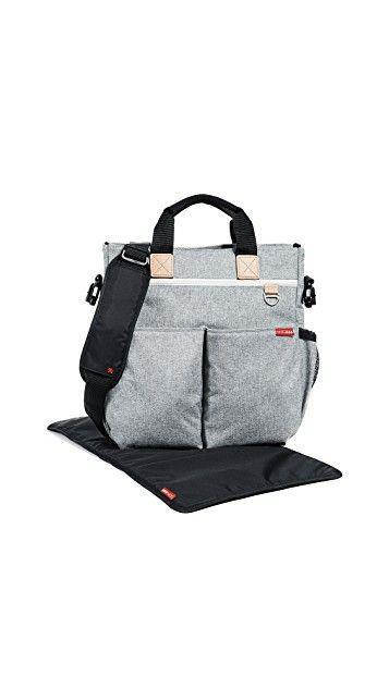 A plethora of pockets allows supreme storage and organization capabilities.