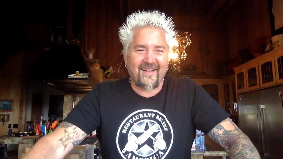 Guy Fieri on The Tonight Show Starring Jimmy Fallon