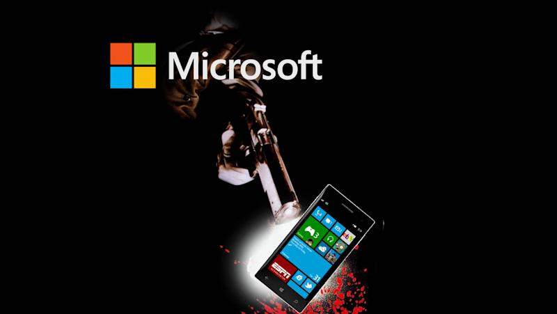 Microsoft désactive tuiles, notifications et localisation — Windows Phone