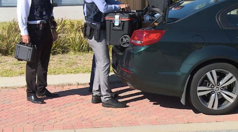 Detectives have carried out raids at a number of WA properties. Source: File/AAP