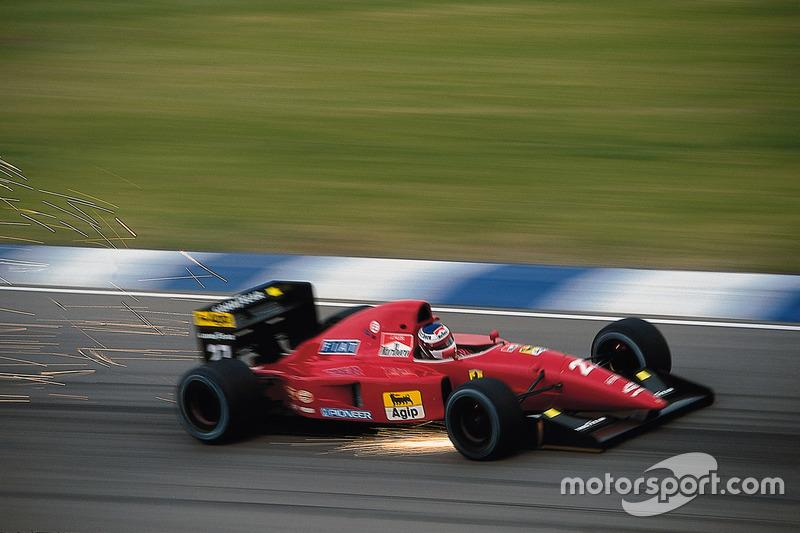 "1992: Ferrari F92AT<span class=""copyright"">LAT Images</span>"