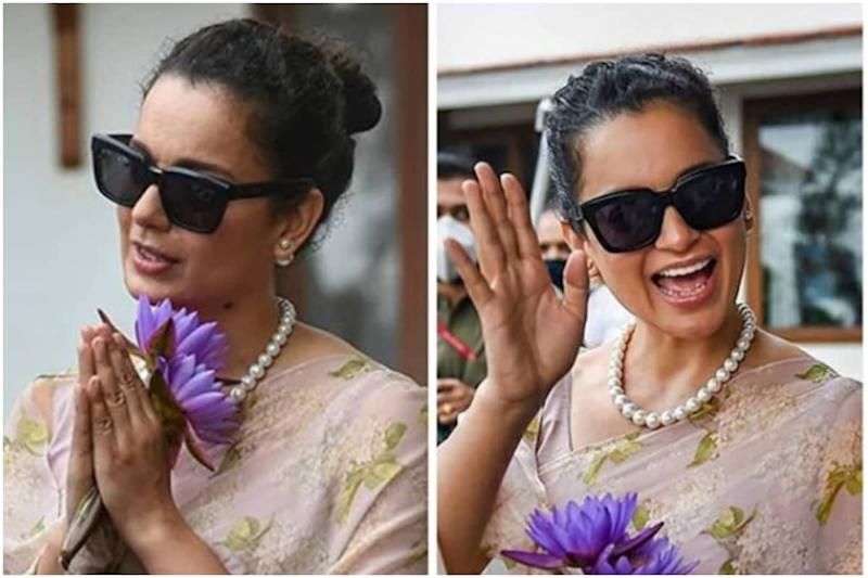 Kangana Ranaut Reacts to Fictitious News About Shiv Sena, Gets Trolled